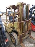 Clark C500YS60 Forklift, s/n Y3554405260