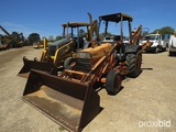 Ford 655C Extendahoe, s/n A410099: (Owned by MDOT)