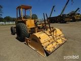 Seaman-Maxon T0730H-K Soil Stabilizer, s/n SM9730: Model T0730H-K