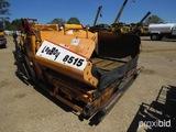 2006 LeeBoy L8515R Crawler Asphalt Paver, s/n 46189: Diesel, 8-15' Hyd. Scr