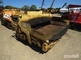 Puckett Bros PBT655 Track Paver, s/n PBP97K4435