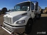 2012 Freightliner M2 Water Truck, s/n 1FVACXDT5CHBS7686: S/A, Cummings Dies