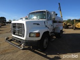 1994 Ford L9000 Aeromax Water Truck, s/n 1FTYS95W5RVA47460: S/A, 7-sp., Fro