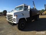 1985 International 2155 Water Truck, s/n 1HSLTTVN6FHA56281: S/A, DT466 Eng.