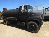 1974 Ford Water Truck, s/n 16GATB7G08182KHN (No Title - Bill of Sale Only)