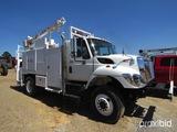 2009 International WorkStar Mechanics Truck, s/n 1HTZZAAN79J068268: S/A, IH