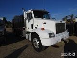 2002 Peterbilt 330 Fuel & Lube Truck, s/n 2NPNHD7X62M575288: Cat Diesel Eng