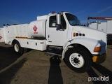 2001 Sterling 7500 Fuel & Lube Truck, s/n 2FZAAKBV51AH38779: Cummins Diesel