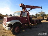 1995 International 4700 Boom Truck, s/n 1HTSCABP3SH621014: w/ Simon-RO TC28