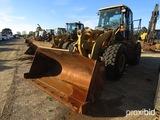 2006 Cat 950H Rubber-tired Loader, s/n K5K00271: C/A, GP Bkt., Ride Control
