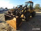 Cat IT28F Rubber-tired Loader, s/n 3CL01413