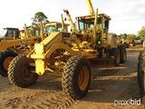 1997 Cat 12H Motor Grader, s/n 4XM01162: C/A, 12' Moldboard, Scarifier