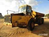 2000 Cat D250E Off Road Truck, s/n 4PS00595: C/A, Heat, 23.5R25 Tires