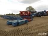 Koehring Spanner 665 Crawler Crane, s/n C18192: 65-ton, 100' Boom, Counterw