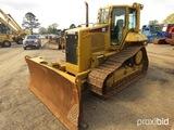 2005 Cat D6N XL Dozer, s/n CCK00626: C/A, 6-way Blade, Diff Steer, Drawbar,