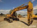 Cat 325L Excavator, sn 8NK00175: Plumbed