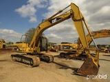 Cat 315L Excavator, s/n 6YM01136: Manual Thumb