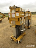 Grove PM36DC Vertical Lift, s/n 36077 (Salvage)