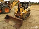 2005 John Deere 317 Skid Steer, s/n T00317A111573 (Salvage): GP Bkt.