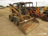 Case 90XT Skid Steer, s/n JAF0246097 (Salvage): Rubber-tired