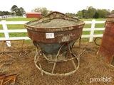 1 1/2-yard Concrete Bucket