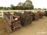(7) Pallets of Overhead Brackets