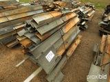 Bundle of Guard Rail Posts