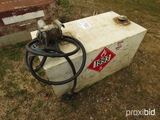 Metal Fuel Tank: 24