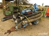 Sykes WP150A Well Pump System: Deutz Eng., Trailer-mounted