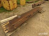Moldboard off Komatsu 555 Grader