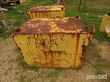 Metal Fuel Tank: 30