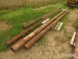 Lot of Steel Pipe