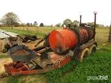 Duraco 125 Pothole Patcher, s/n 12614: Trailer-mounted (No Tilte) (County-O