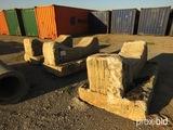 (3) Concrete Tank Forms