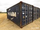 20' Shipping Container, s/n 1898674
