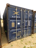 20' Shipping Container, s/n 1278044