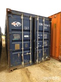20' Shipping Container, s/n ECMU1503645