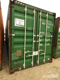 40' Shipping Container, s/n UACU5018294