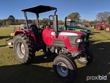 Mahindra 5500 Tractor, s/n SRP2500G7: 2wd, Meter Shows 406 hrs