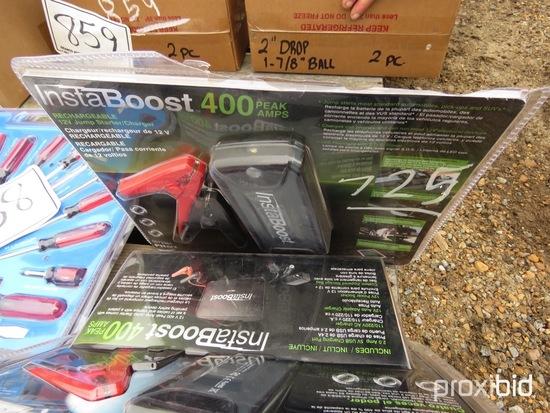 400 peak Booster Pack