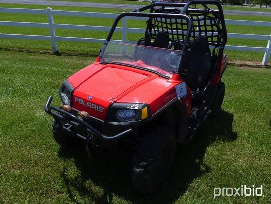2008 Polaris Ranger RZR800 EFI Utility Vehicle, s/n 4XAVH76A080327209 (No T