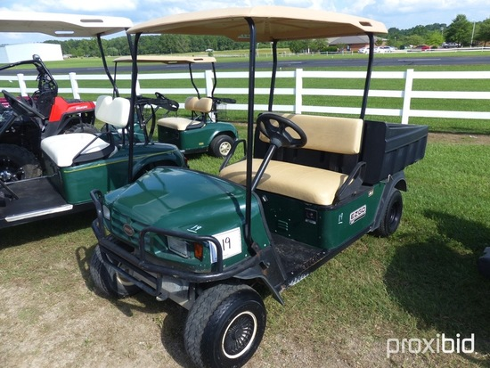 EZGo Workhorse Utility Cart, s/n 23375427 (No Title - $50 Trauma Care Fee A