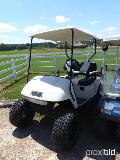 2016 Club Cart Golf Cart (No Title): Back Seat