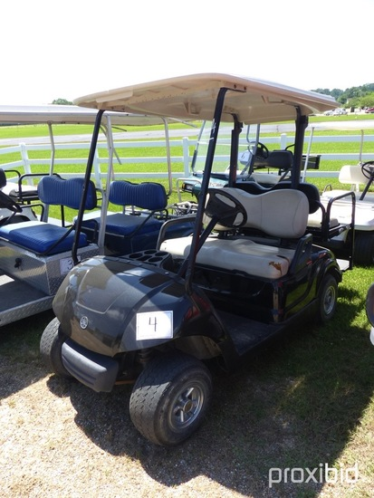 Yamaha Gas Golf Cart, s/n JW1106564 (No Title): Flip Rear Seat