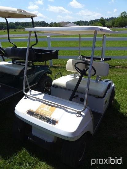 Club Car Golf Cart, s/n A9129-251458 (No Title)