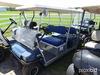 2000 Club Car Villager 6 Cart, s/n A0010-874046 (No Title): 48-volt, 6-seat