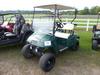 EZGo Electric Golf Cart, s/n 2618030 (No Title): 36-volt