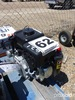 208cc Electric Start Horizontal Shaft Gas Motor: 5/8 Keyway Shaft