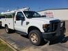 2009 Ford F350 Super-duty XL Truck, s/n 1FDSF35589EA93519: 4wd, 5.4L V8 Gas
