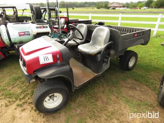 Toro Workman MD Utility Vehicle, s/n 29000224 (No Title - $50 Trauma Care F